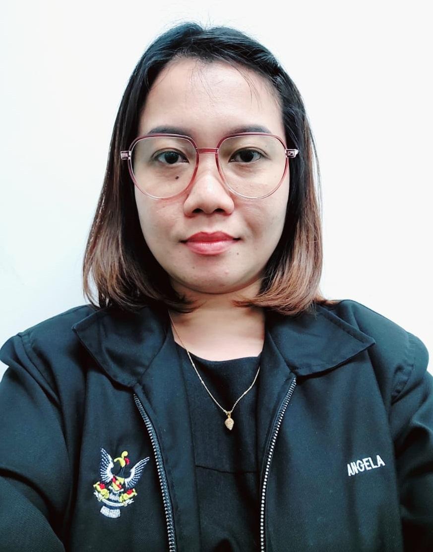 Pn. Angela Anak Edward (Webmaster Kuching)