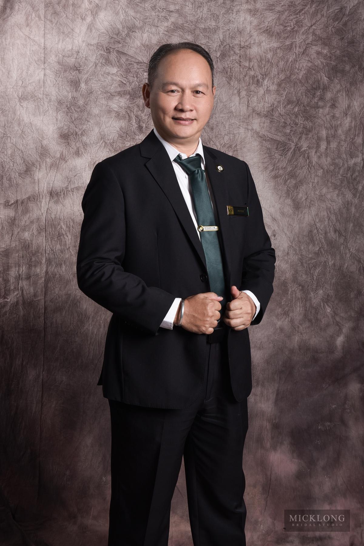 Peter Ak Ajek