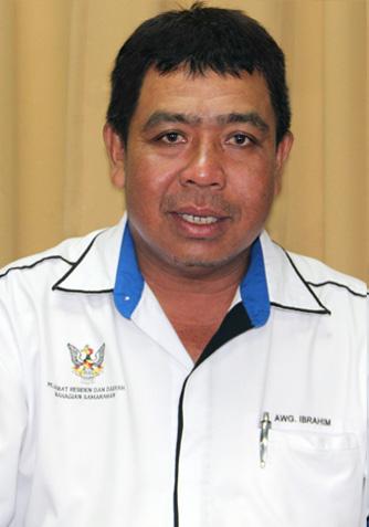 Awang Brahim Bin Awang Drahman