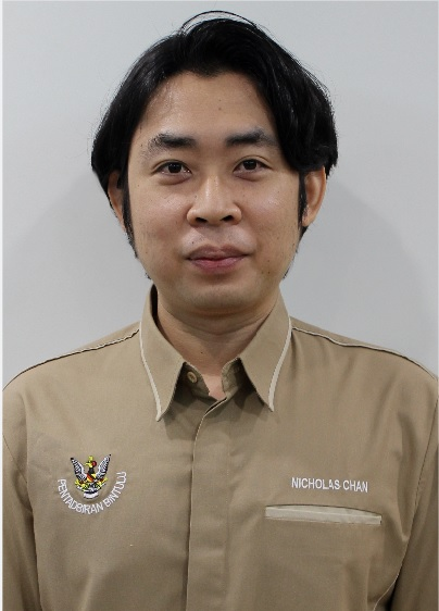 Nicholas Chan Tze Haw