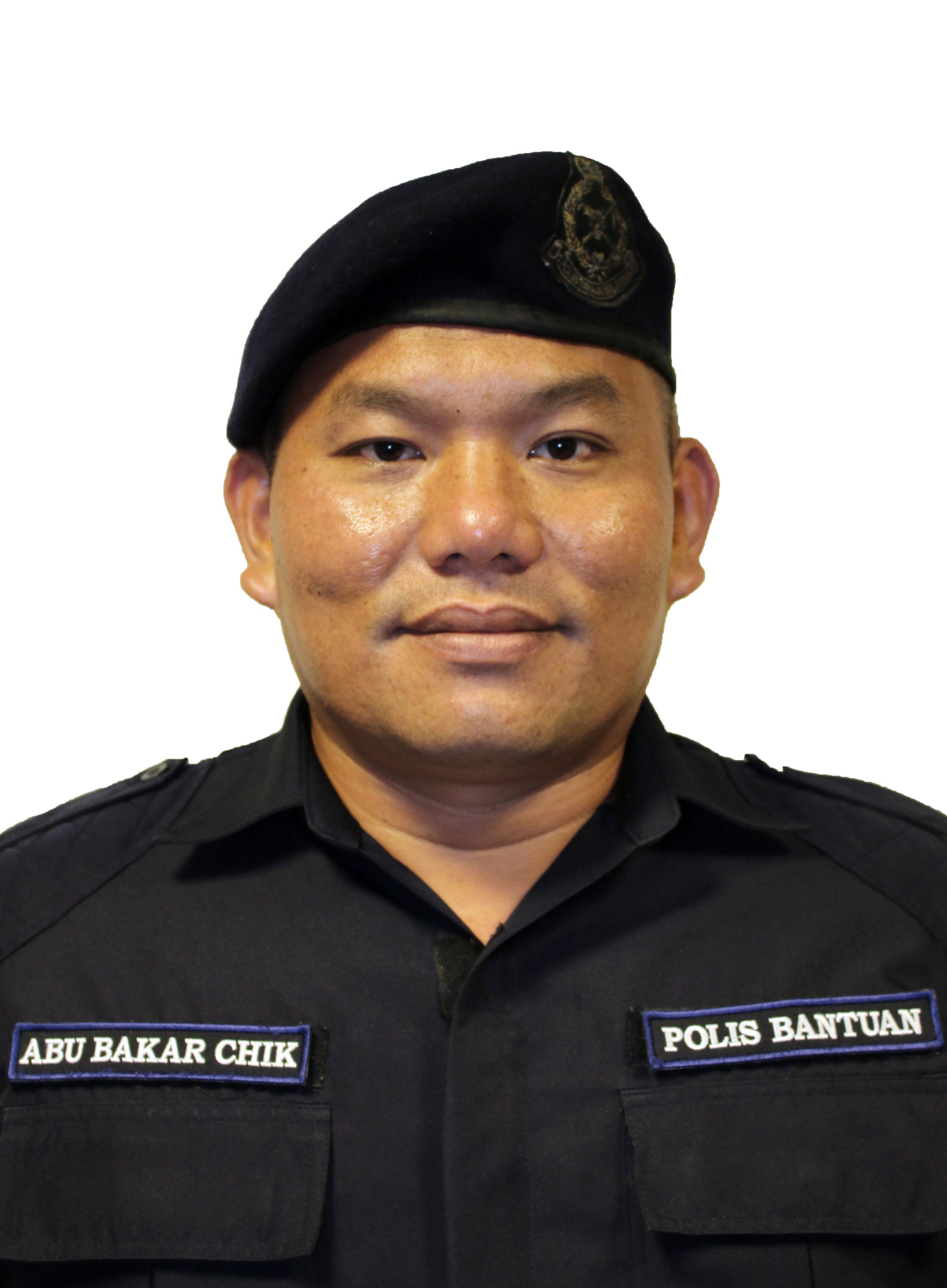 Sgt. Abu Bakar Chik