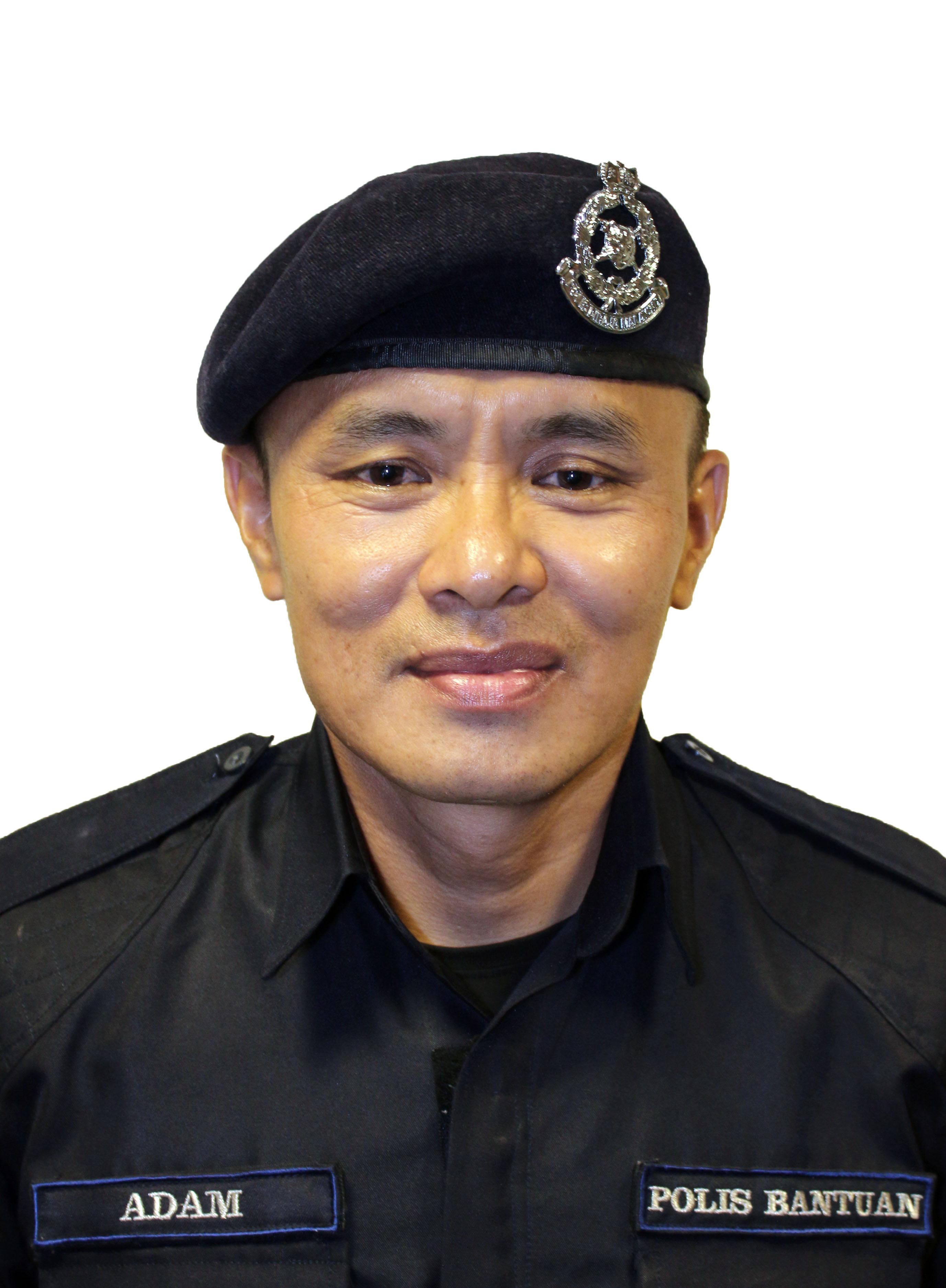 Cpl. Adam Harith Abdullah