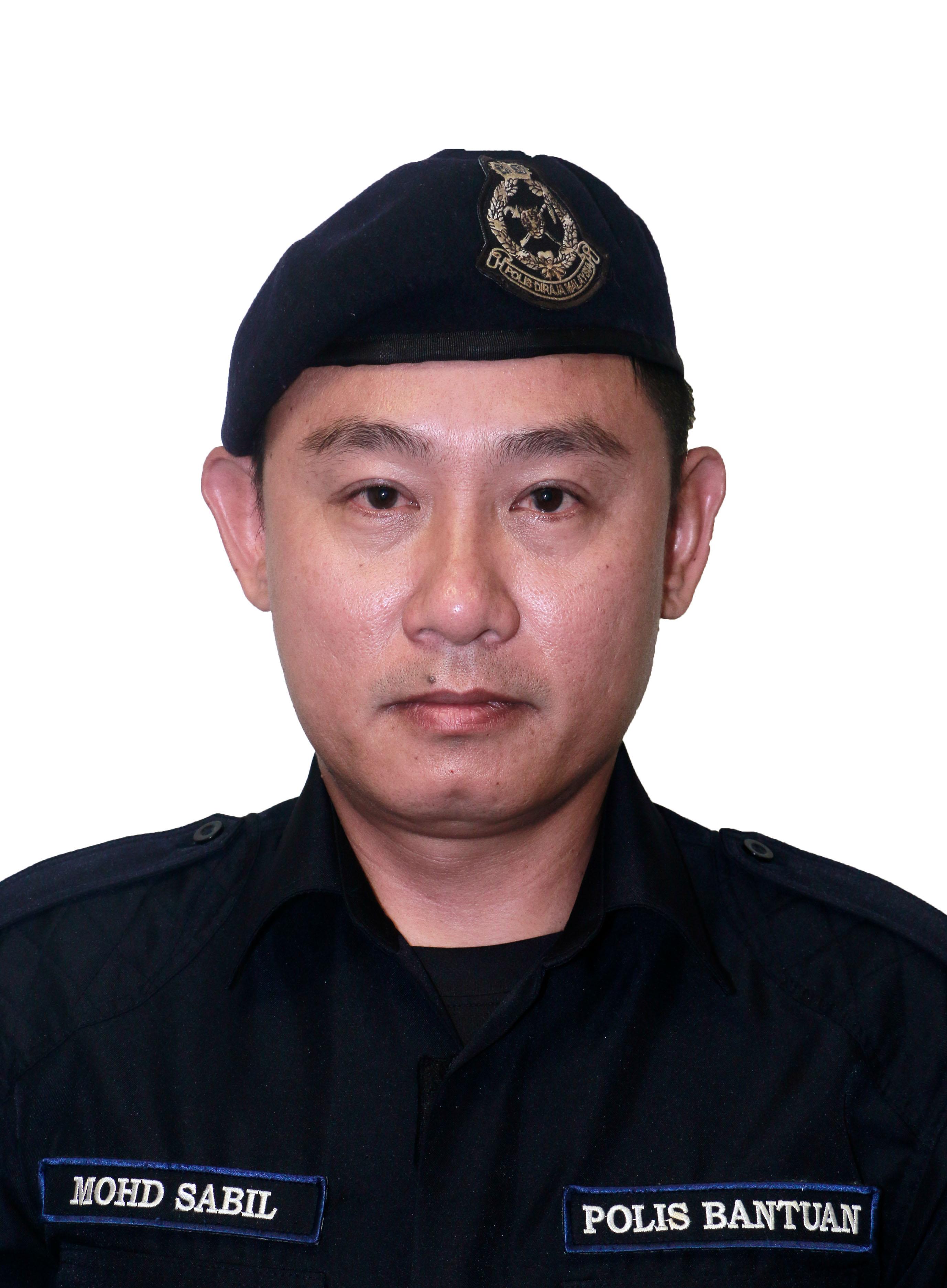 Const. Mohd Sabil Bin Ibrahim