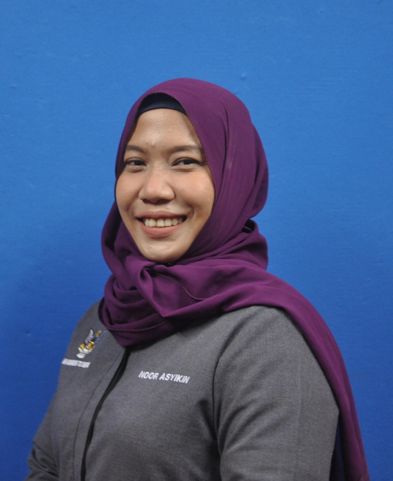 Noor Ashikin Binti Yusuf