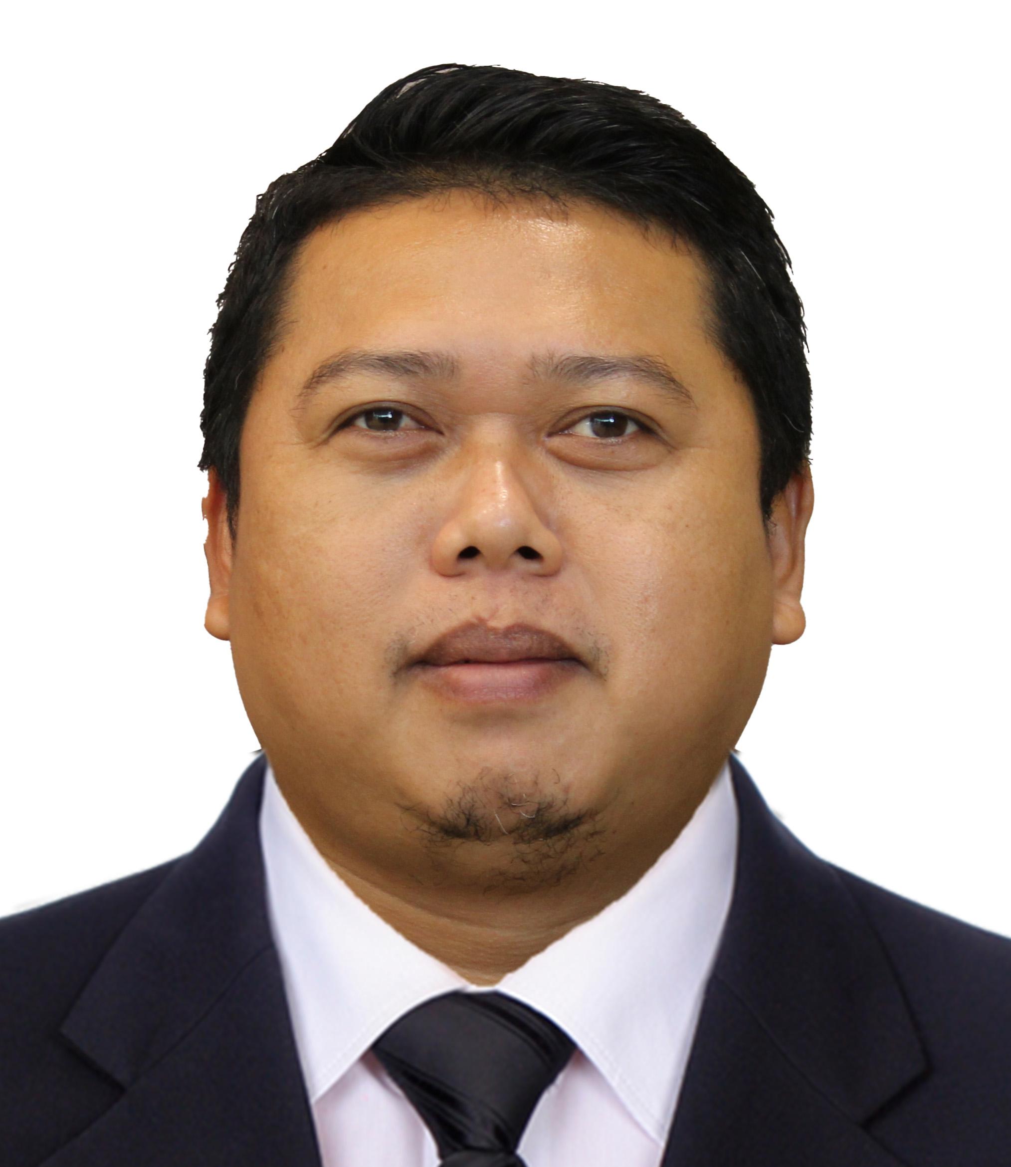 Sahar Bin Raden (dari Bahagian Pembangunan Komuniti)