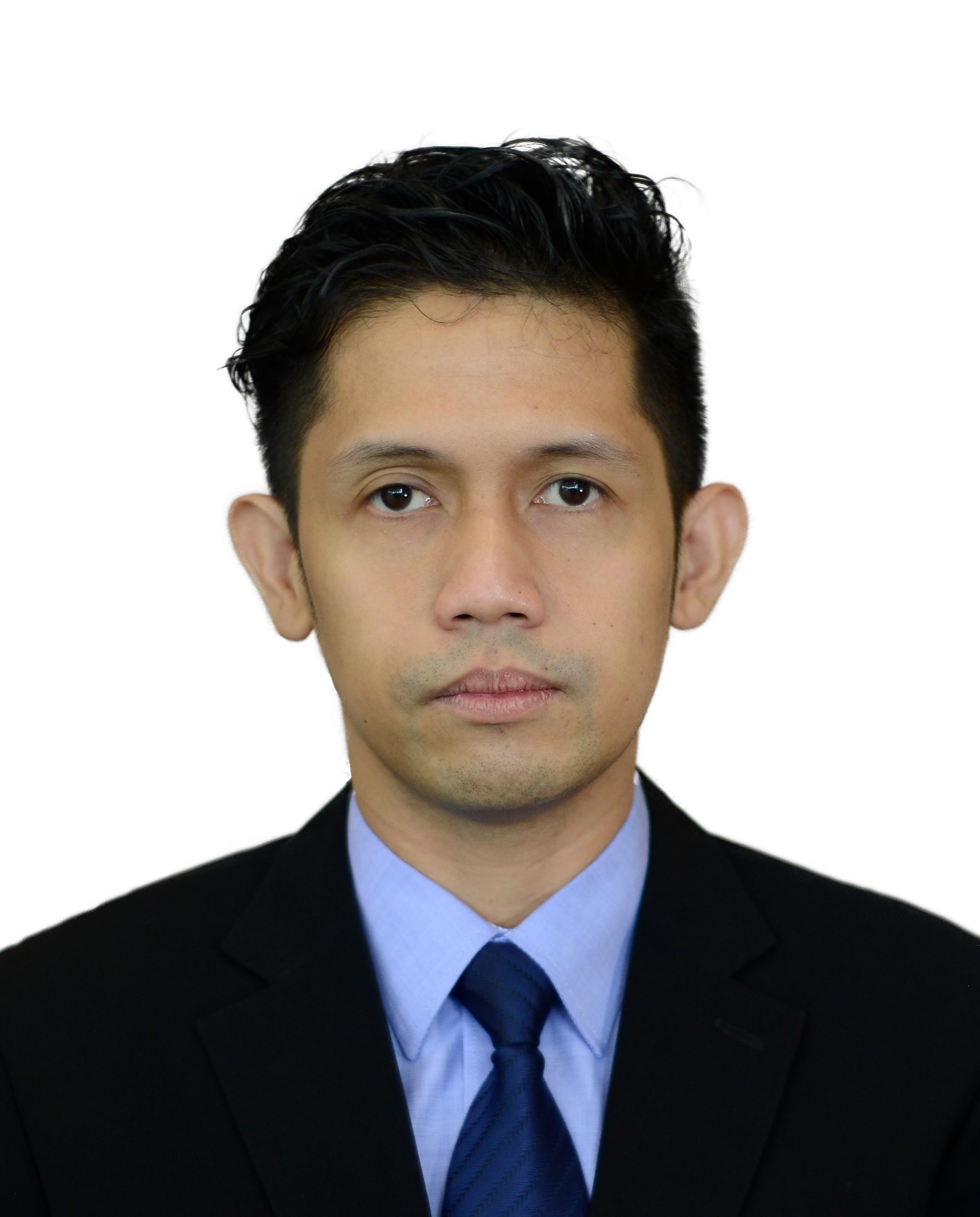 Geoffrey Bin Ramji