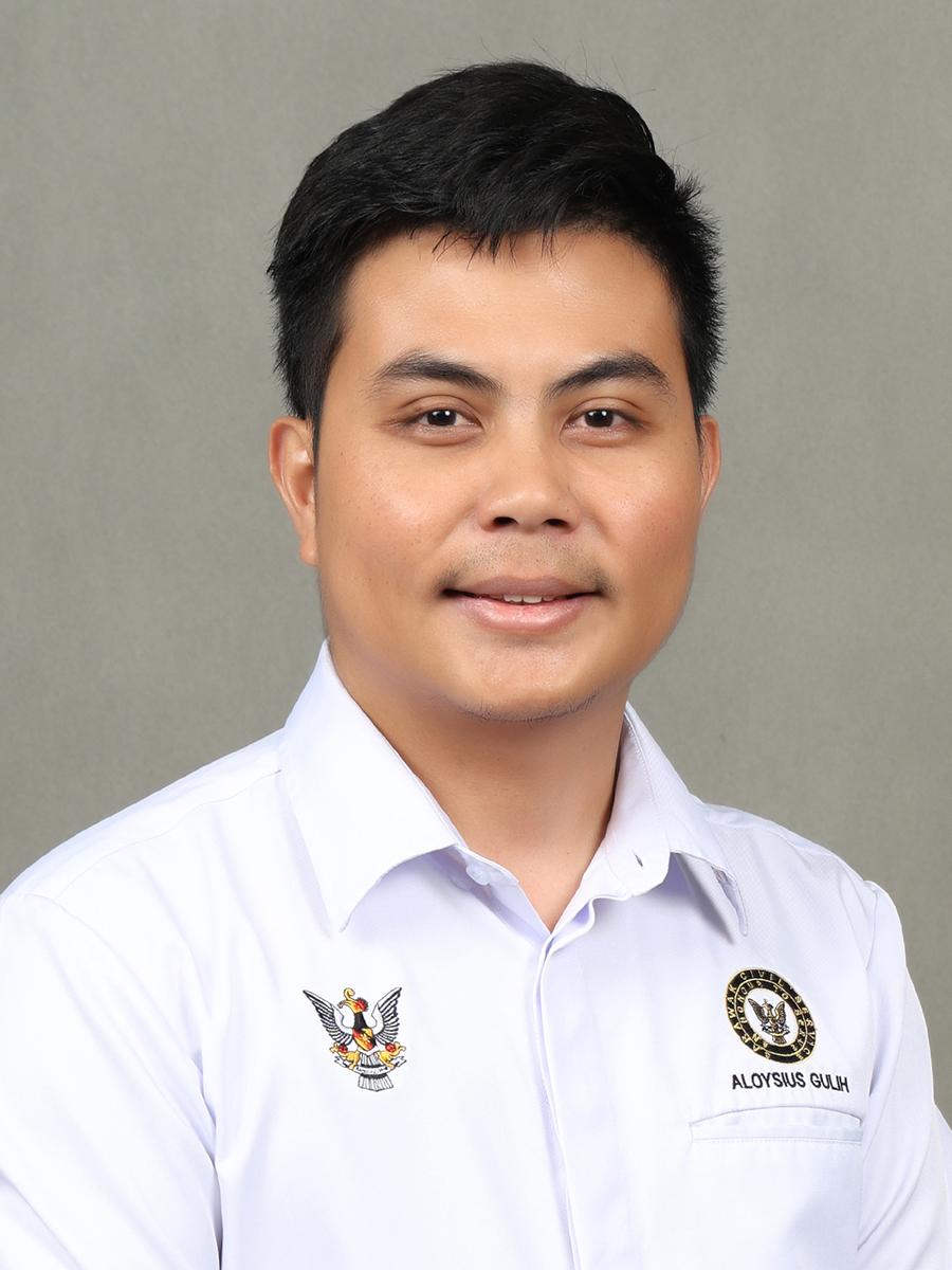 Aloysius Bin Gulih