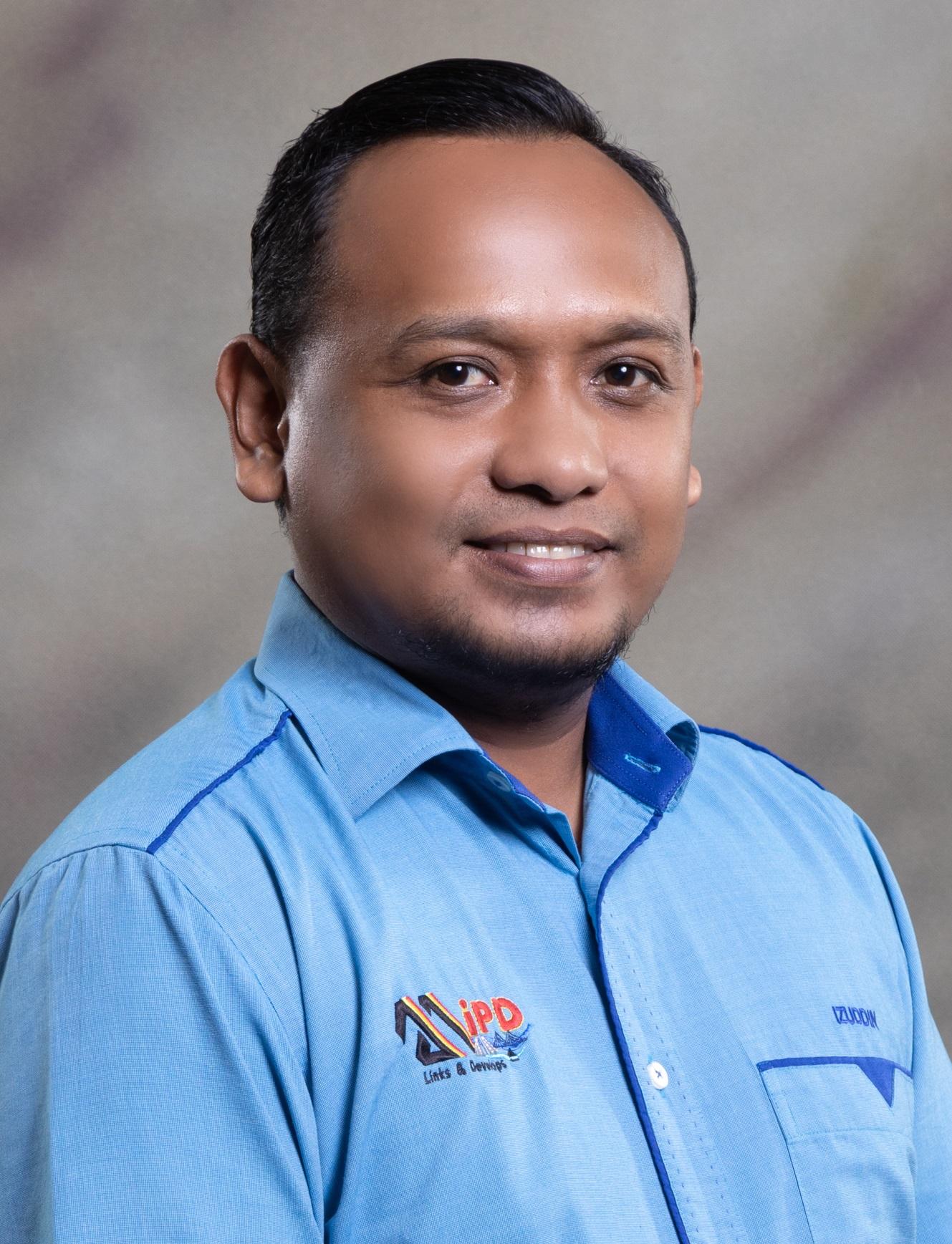 Izuddin bin Mat Zain