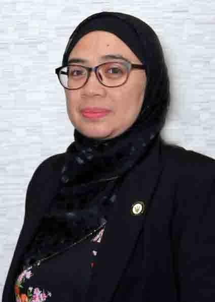 Zalina binti Haji Abdul Rahman