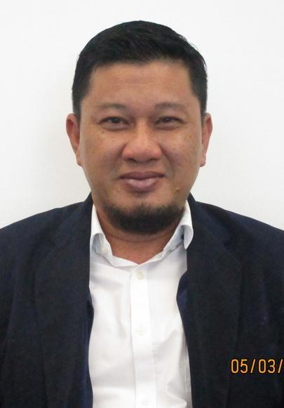 Encik Mohamad Iskandar Bin Hamzah