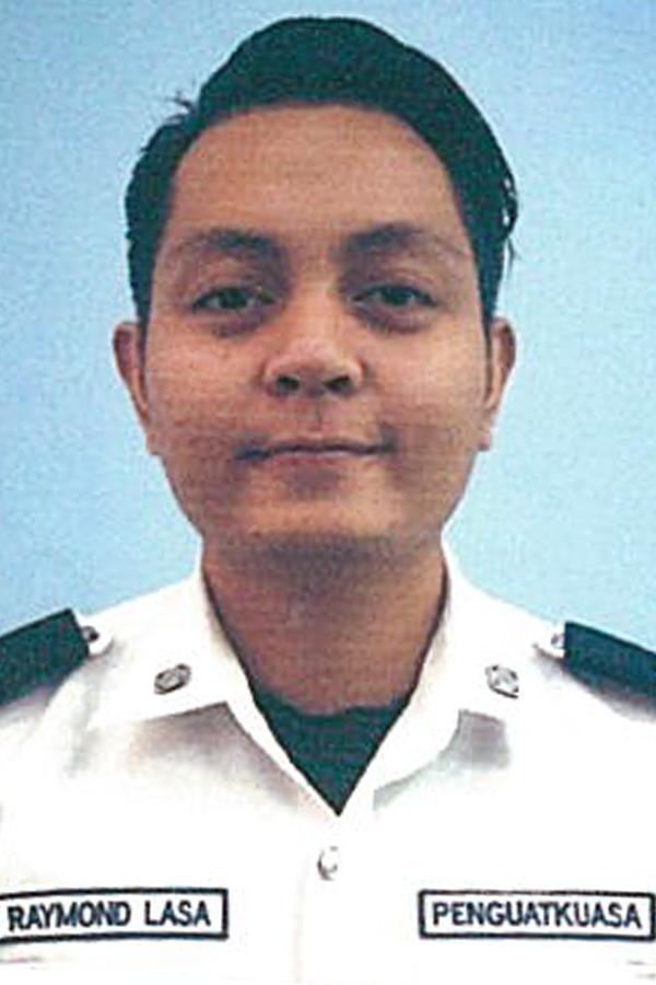Raymond Lasa Anak Garai