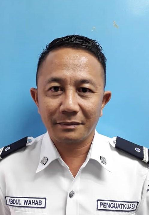 Abdul Wahab Bin Mohd Jahar