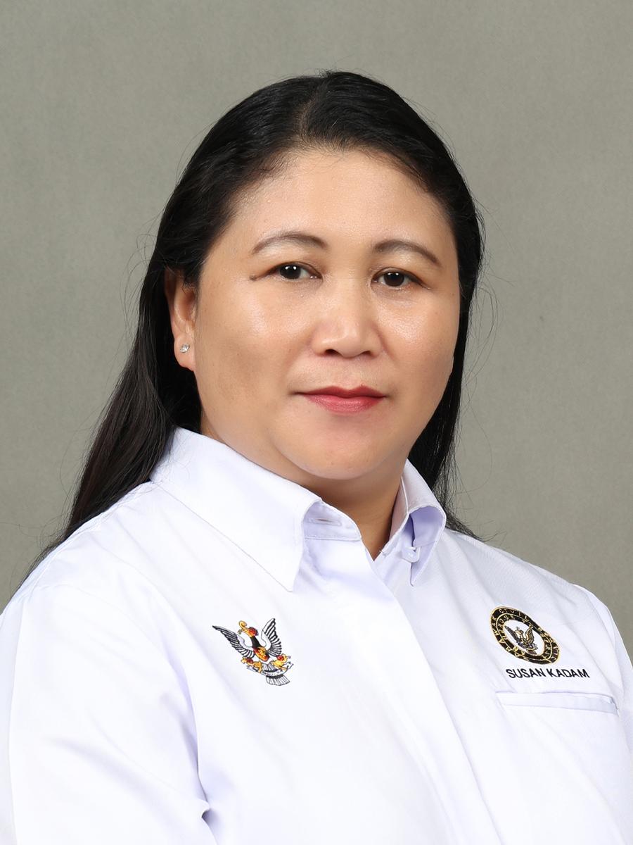 Susan Lantong Anak Kadam
