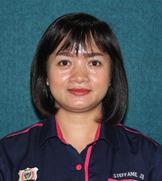 Steffanie John Sli Belayong