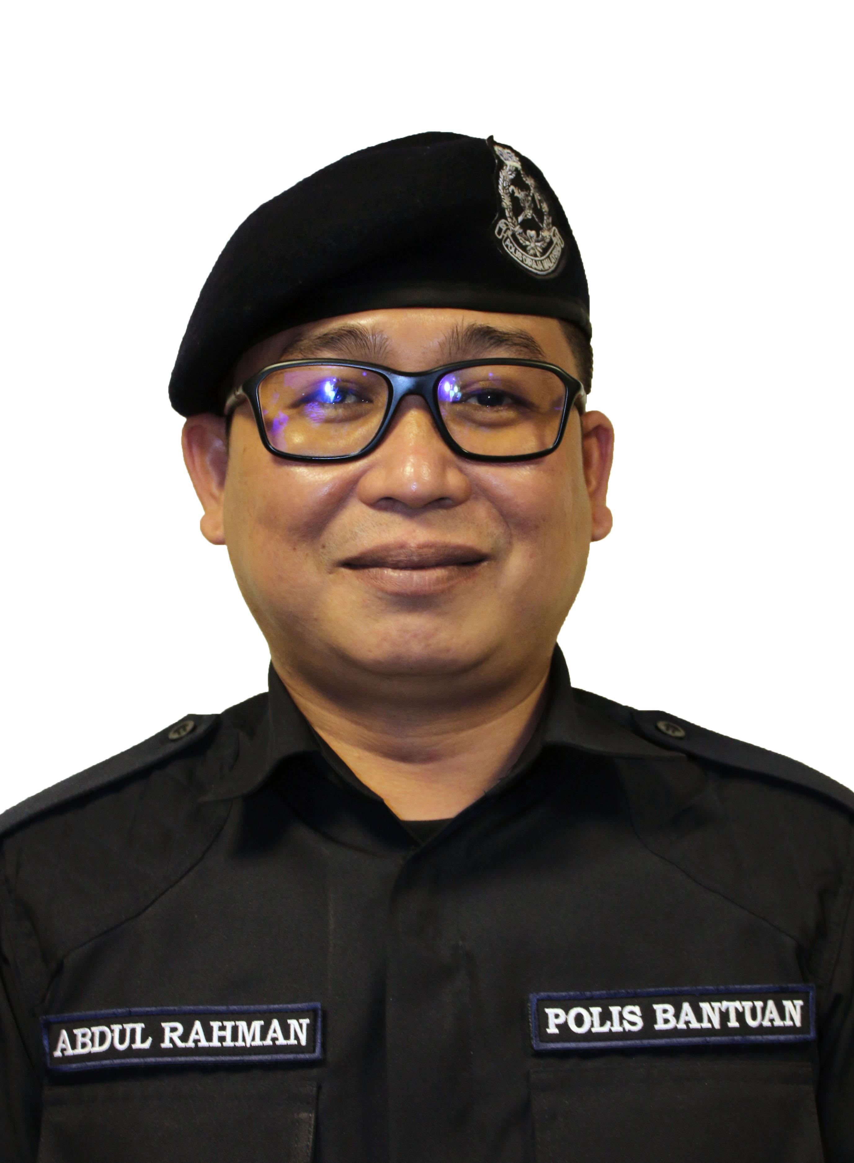 Cpl. Abdul Rahman Bin Mohd Salleh